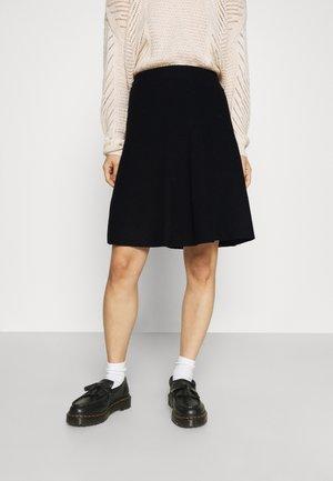 ONLLYNSIE SKIRT - Pencil skirt - black