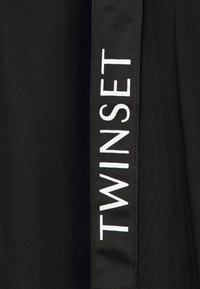 TWINSET - Długa spódnica - nero - 2