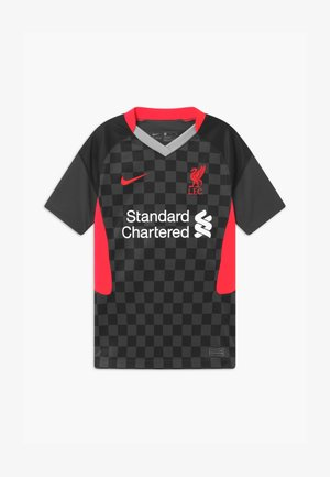 LIVERPOOL FC UNISEX - Club wear - anthracite/black/laser crimson