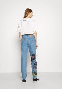 Levi's® - LEVI'S® X DISNEY MICKEY AND FRIENDS  - Relaxed fit jeans - disney w indigo denim - 2