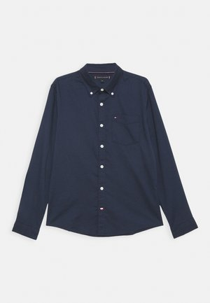 ESSENTIAL OXFORD - Shirt - blue