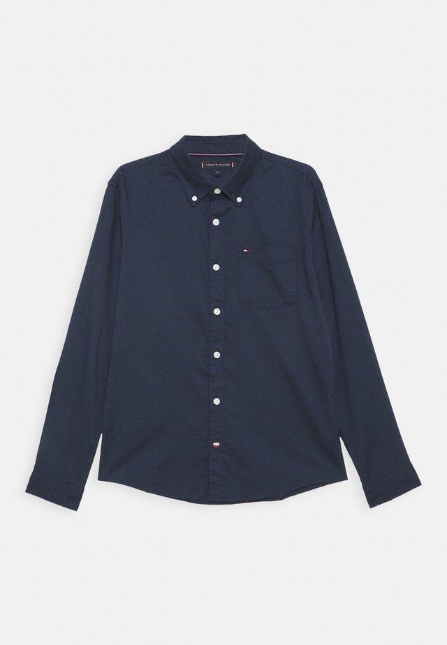 ESSENTIAL OXFORD - Skjorta - blue