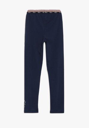Legging - navy blue