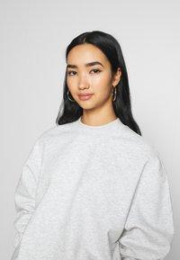 Weekday - AMAZE  - Sweatshirt - light grey - 3