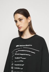 MM6 Maison Margiela - Day dress - black - 3
