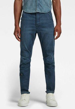 PILOT 3 - Slim fit jeans - dark blue
