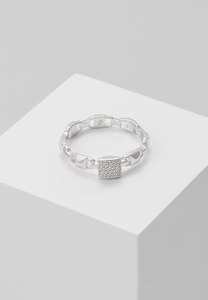 PREMIUM - Ring - silver-coloured