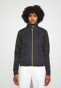 Barbour International - HALLSTATT - Summer jacket - black - 0