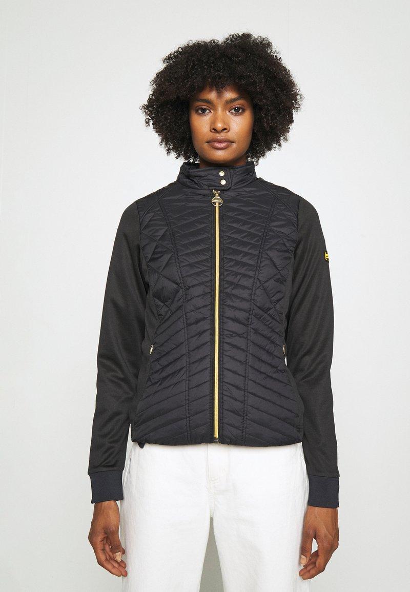 Barbour International - HALLSTATT - Summer jacket - black