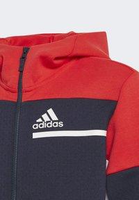 adidas Performance - Z.N.E. FULL-ZIP HOODIE - Zip-up sweatshirt - blue - 2