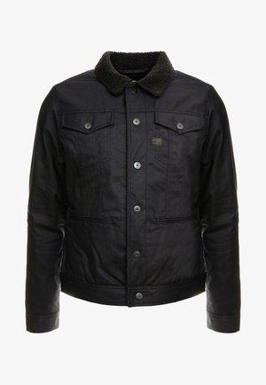 D-STAQ SHERPA SLIM JKT - Light jacket - 3d raw denim