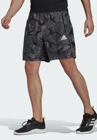 adidas Performance - AEROREADY  - Shorts - grey - 0