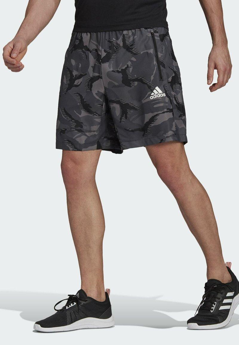 adidas Performance - AEROREADY  - Shorts - grey