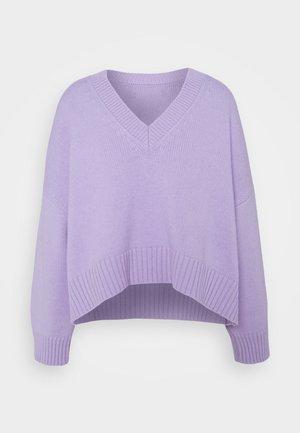 VALENTIN - Neule - lavender