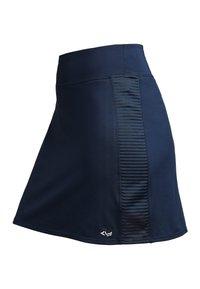 Röhnisch - MIKO - A-line skirt - navy - 3