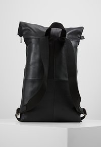 Zign - UNISEX LEATHER - Reppu - black - 2