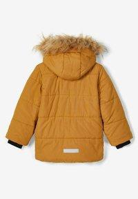 Name it - Winter jacket - bronze - 1