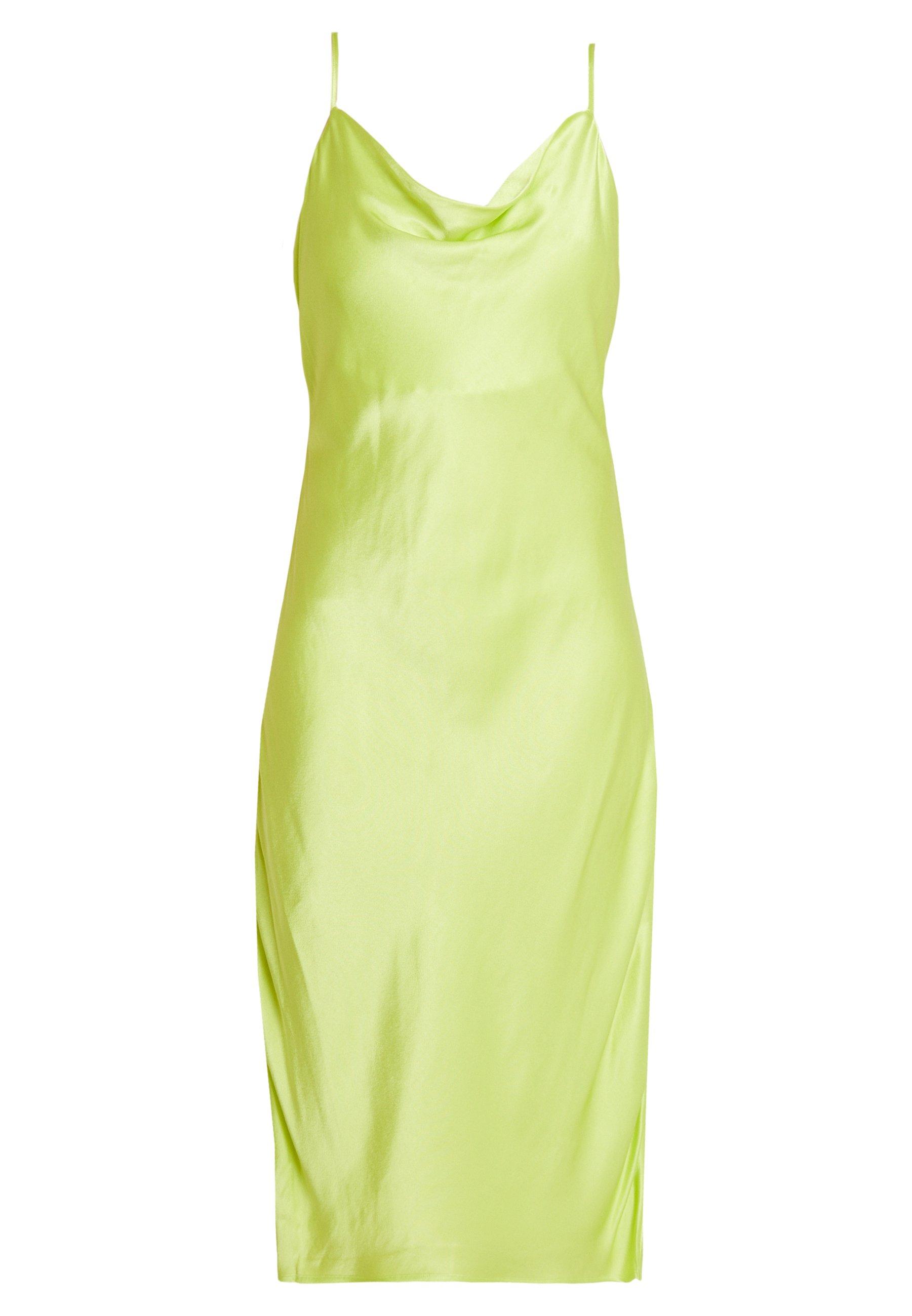 Bardot SHARNIE SLIP DRESS Cocktailkjole neon green