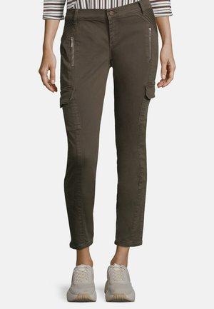 MIT BIESEN - Trousers - dark green