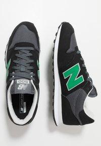 New Balance - GM500 - Sneakersy niskie - black - 1