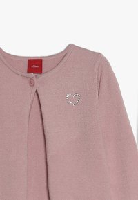 s.Oliver - Vest - light pink - 4