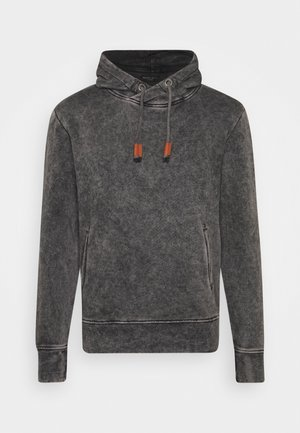 CITRIC - Hoodie - charcoal acid wash
