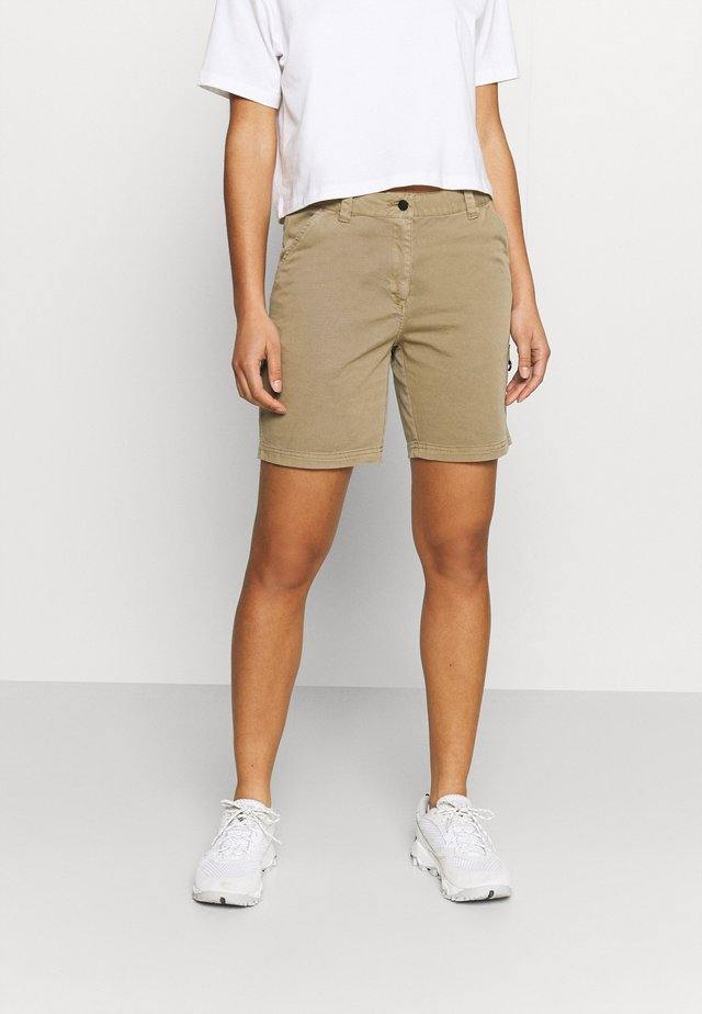 ARTESIA - kurze Sporthose - beige