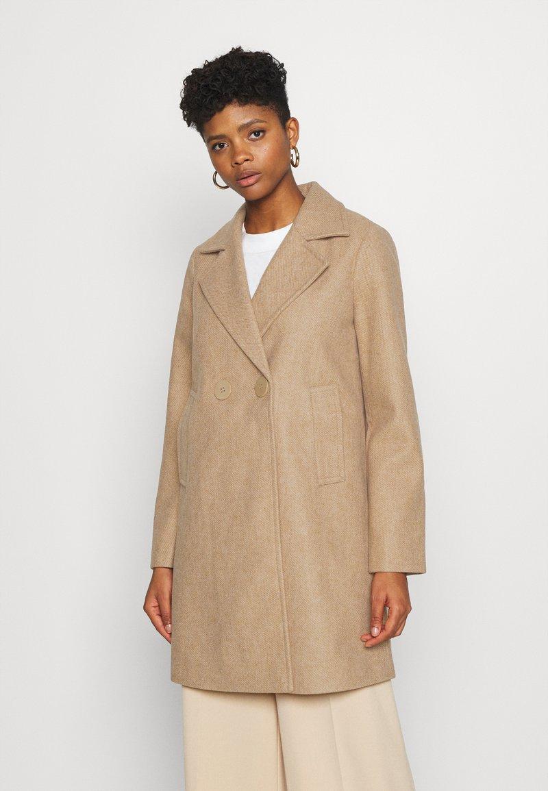 JDY - JDYTAMARA JACKET - Classic coat - portabella/melange