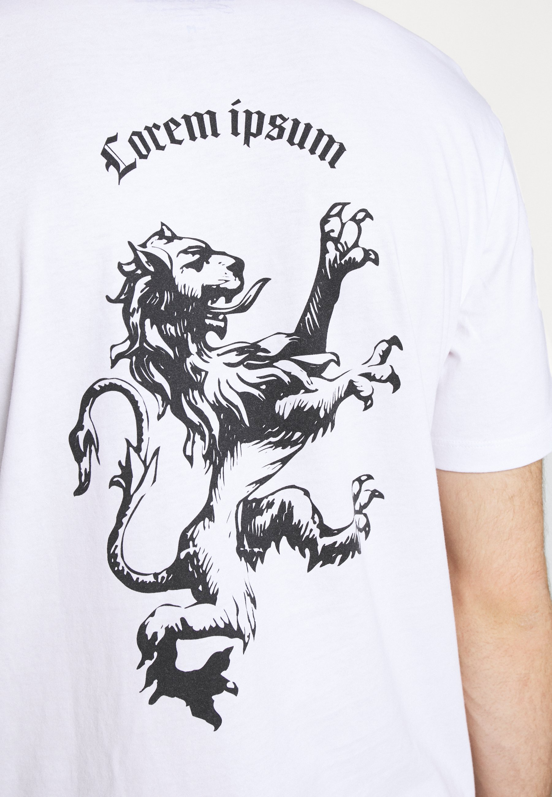 Men JORSCORPIO TEE CREW NECK - Print T-shirt