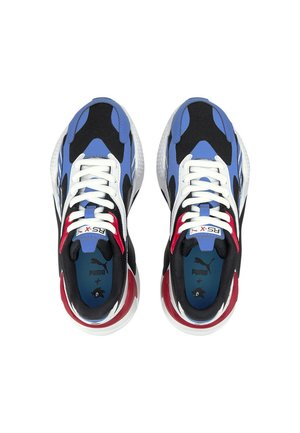 PUMA PUMA X SEGA RS-X³ SONIC YOUTH TRAINERS UNISEX - Sneaker low - palace blue-high risk red