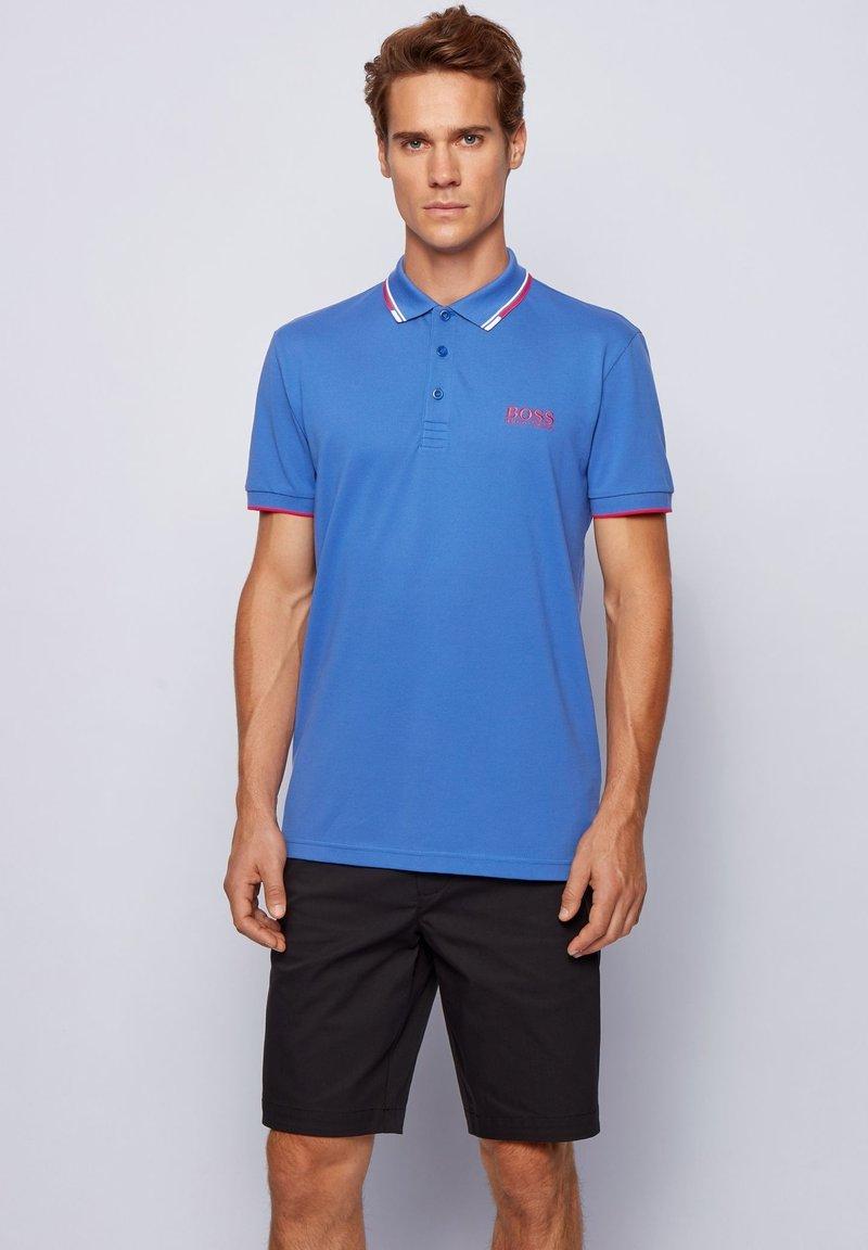 BOSS - PADDY PRO - Polo shirt - blue