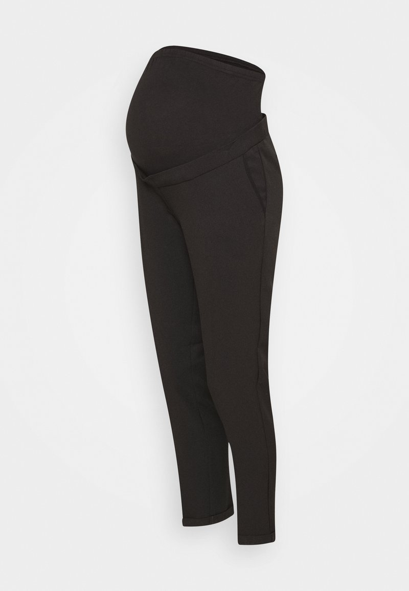 New Look Maternity - TROUSER - Trousers - black