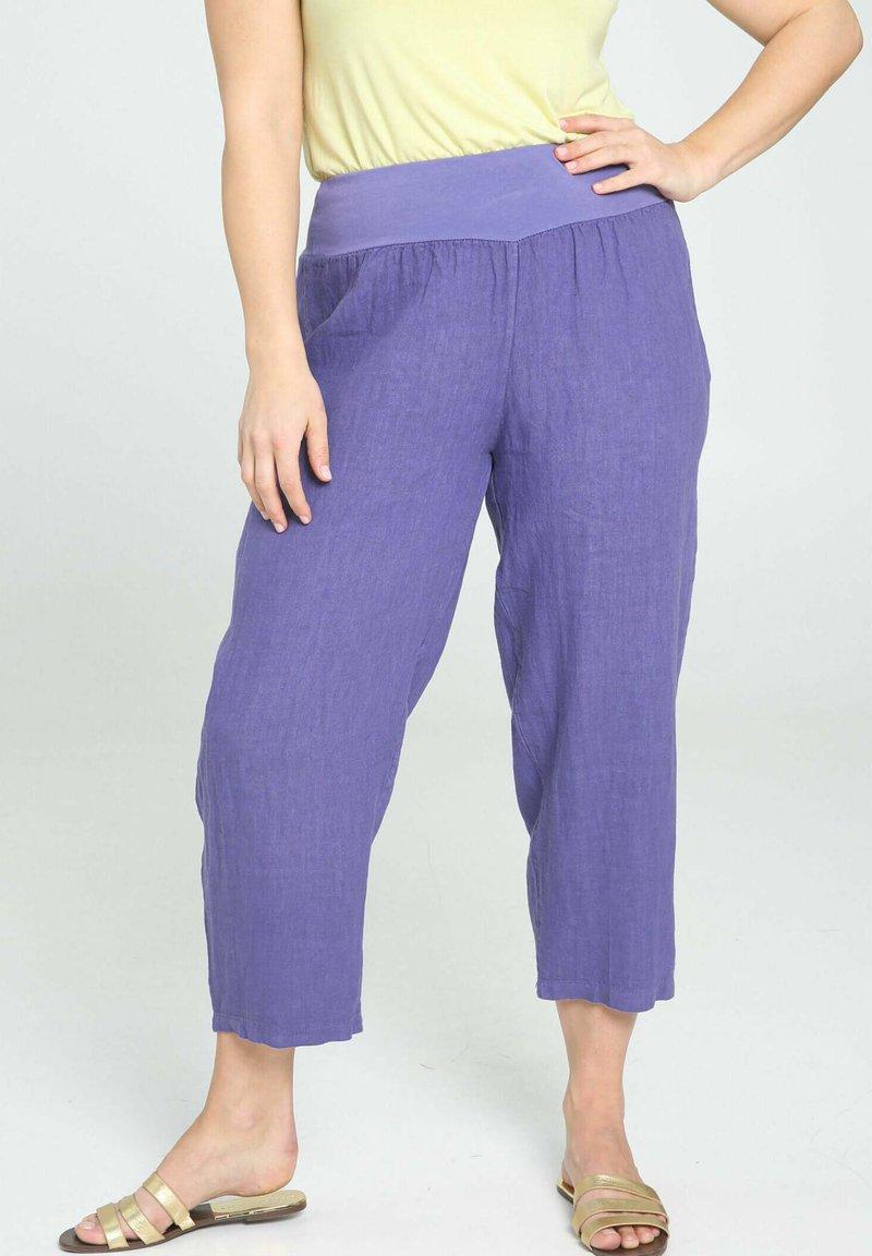 Paprika - Trousers - purple