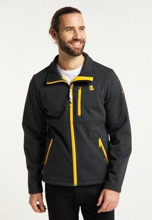Light jacket - dunkelgrau melange