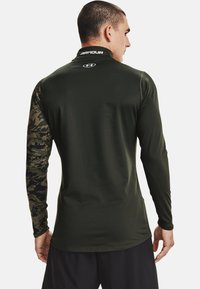 Under Armour - Long sleeved top - baroque green - 2