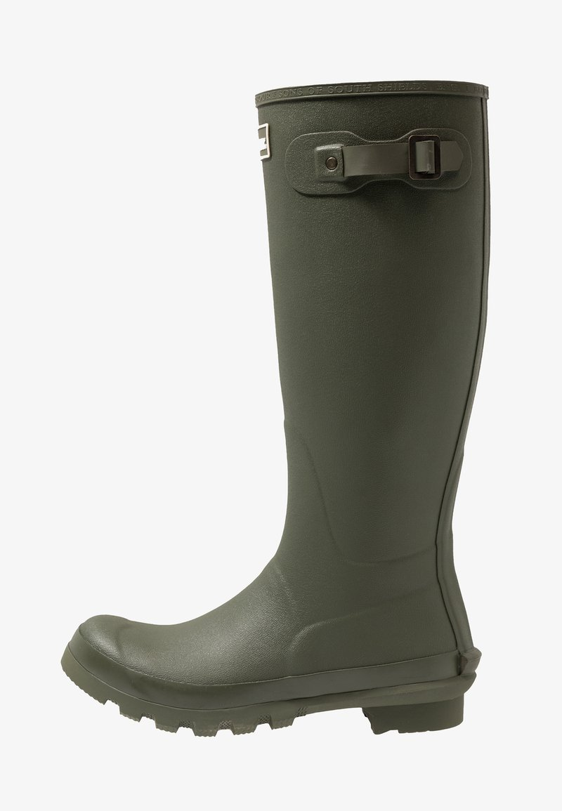 Barbour - MENS BEDE - Wellies - olive