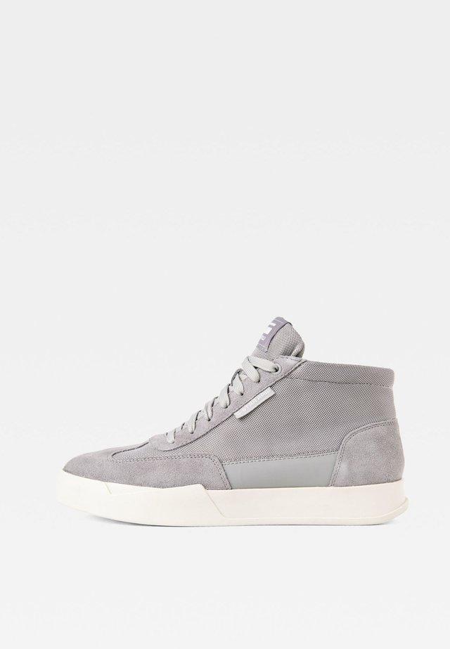 RACKAM DOMMIC  - Sneakers alte - industrial grey