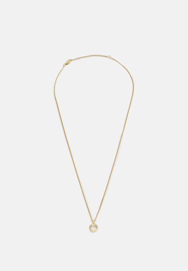 ETTE NECKLACE - Smykke - gold-coloured