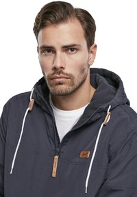 Brandit - HERREN LUKE WINDBREAKER - Windbreaker - navy - 5