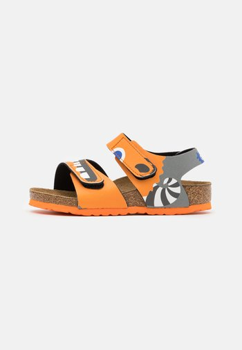 PALU KIDS MONSTER - Sandals - orange
