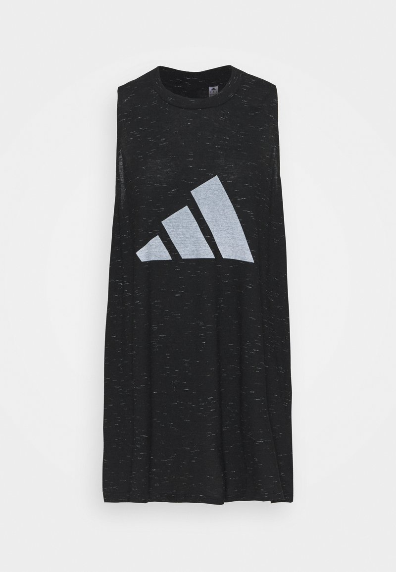 adidas Performance - TANK - Top - black