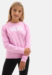 Vans - GR CLASSIC V - Sweater - orchid - 0
