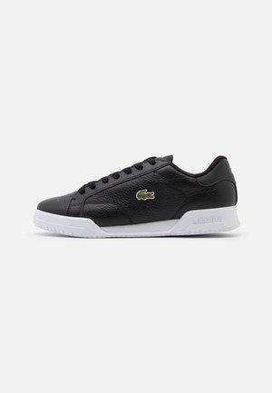 TWIN SERVE - Sneakers - black/white
