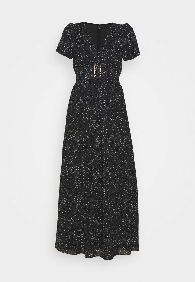 FYLENE DRESS - Maxi dress - black