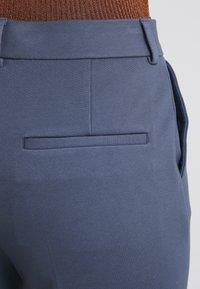 Filippa K - IVY TROUSER - Trousers - blue grey - 3