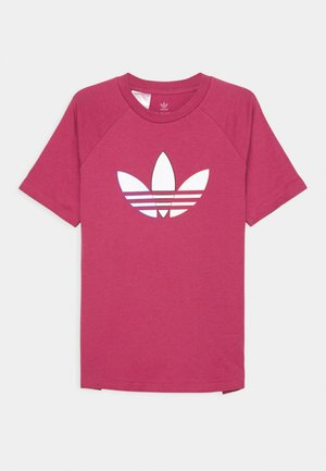 TEE UNISEX - T-shirt print - wild pink