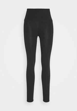 ACTIVE HIGHWAIST CORE - Punčochy - core black