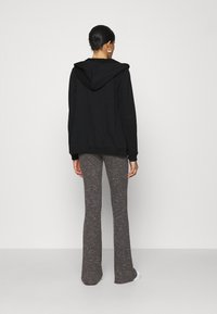 Roxy - DAY BREAKS ZIPPED - Zip-up hoodie - anthracite - 2