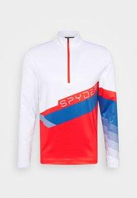 MANDATE - Long sleeved top - white