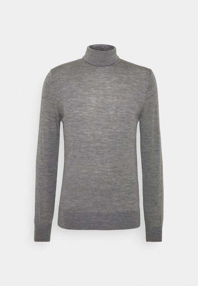 NEVILE - Pullover - med grey mel